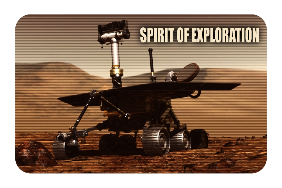 SPIRIT OF EXPLORATION